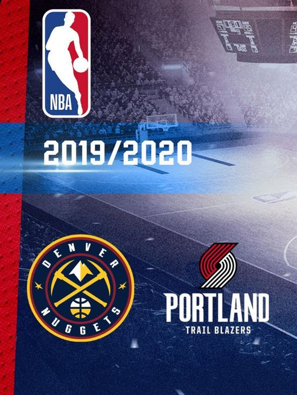 NBA: Denver - Portland   (diretta)