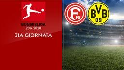 Fortuna D.- Borussia D. 31a g.