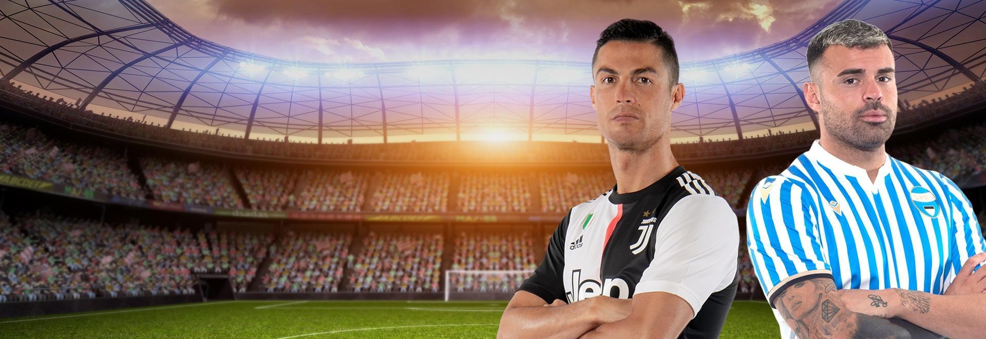 Juventus - Spal. 6a g.