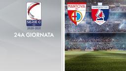 Mantova - Sambenedettese. 24a g.