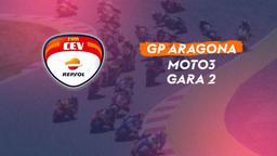 GP Aragona: Moto3. Gara 2