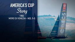 1992: Moro Di Venezia - Nzl 5-3
