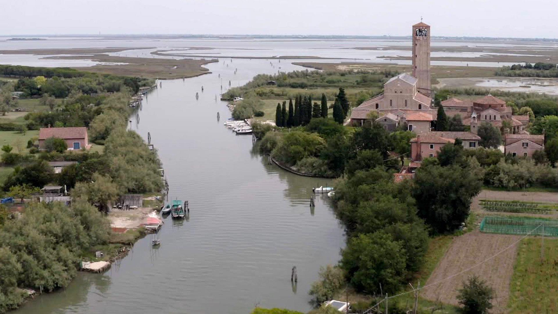 NatGeo Wild +1 Anteprima 'Venezia: il futuro del...
