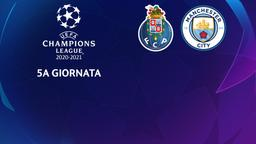 Porto - Manchester City. 5a g.