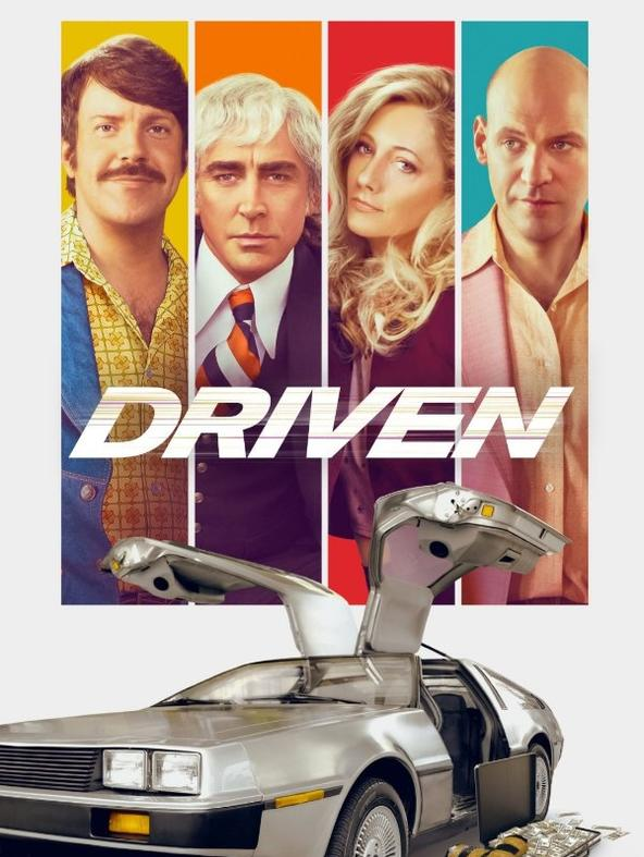 Driven - Il caso DeLorean