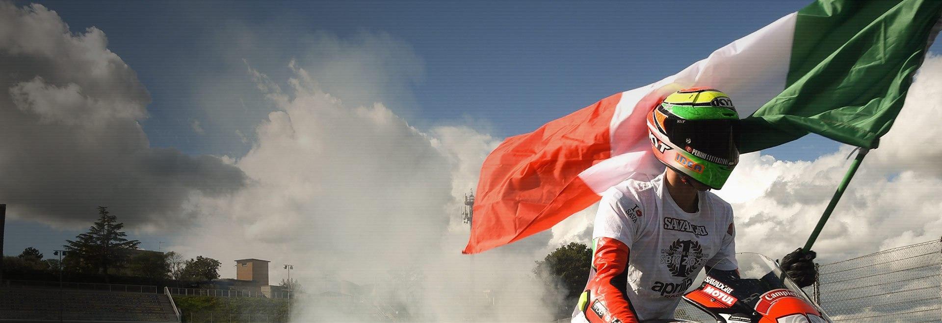 GP Misano: Supersport. Race 1
