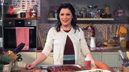 Costine con salsa barbecue