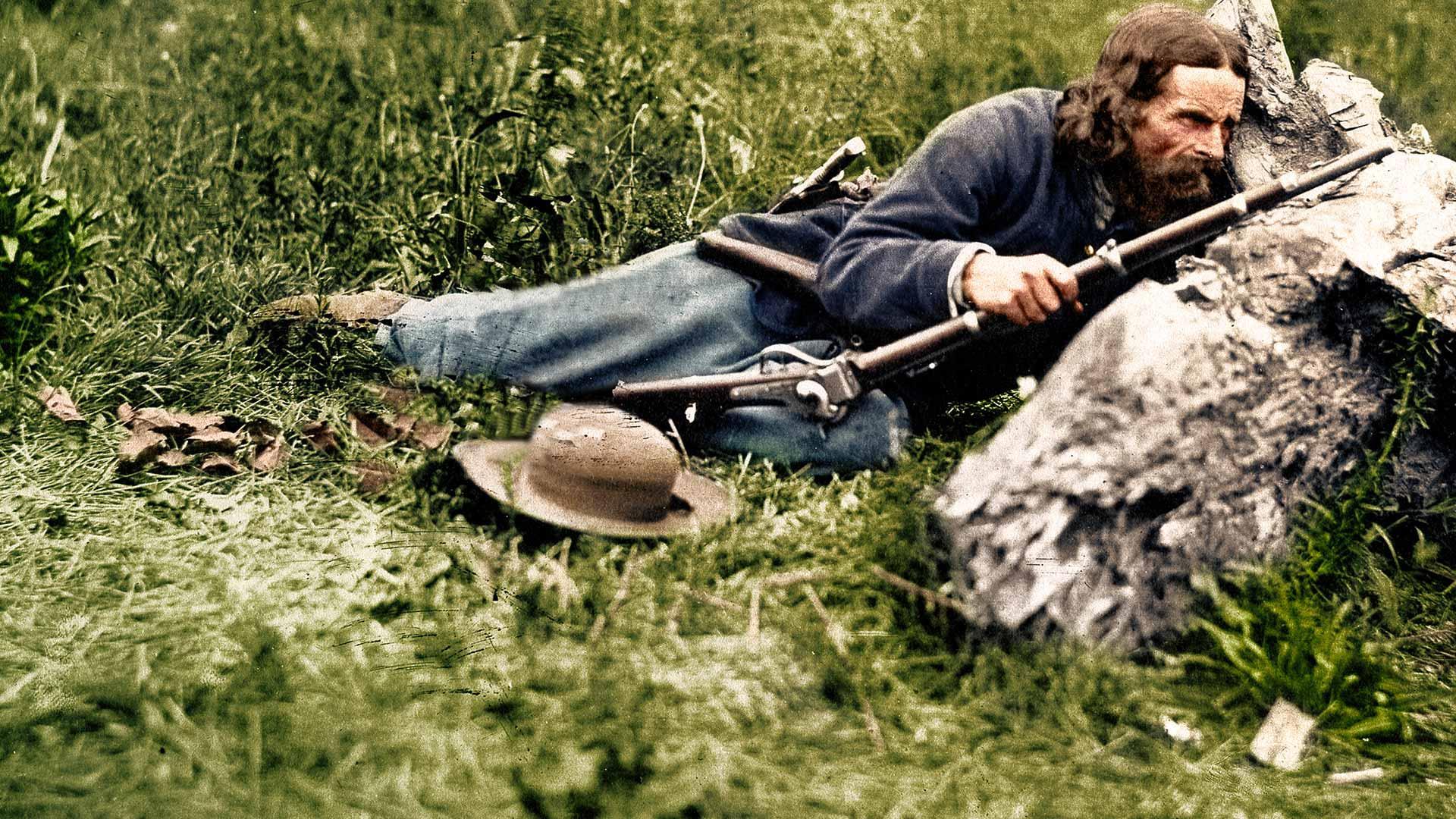 History HD La guerra civile americana a colori