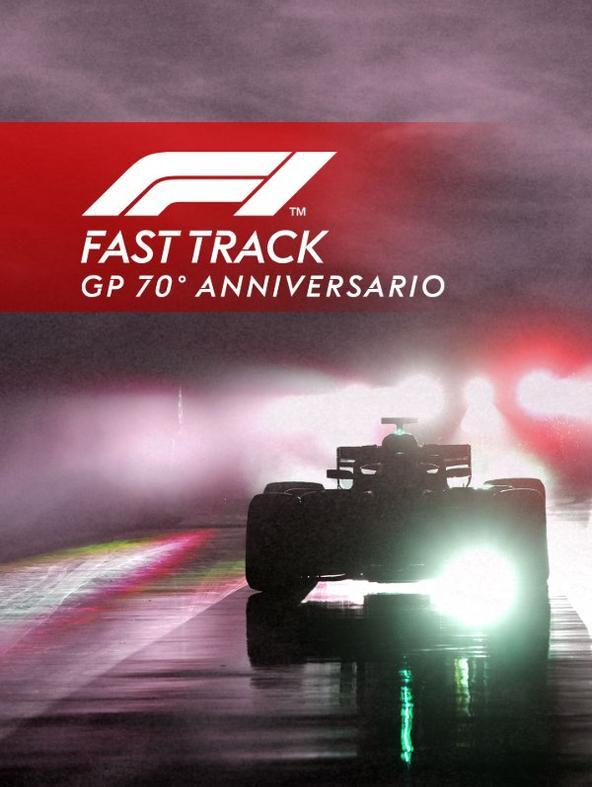 F1 Fast Track: GP 70esimo Anniversario