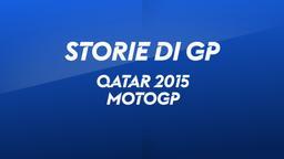 Qatar, Losail 2015. Moto3
