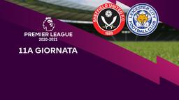 Sheffield United - Leicester. 11a g.