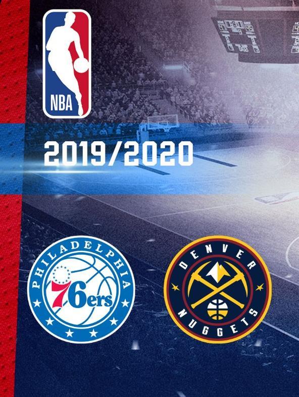 NBA: Philadelphia - Denver