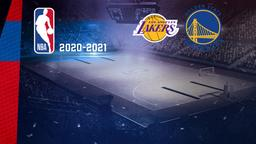 LA Lakers - Golden State. MLK Day