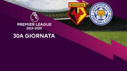 Watford - Leicester City. 30a g.