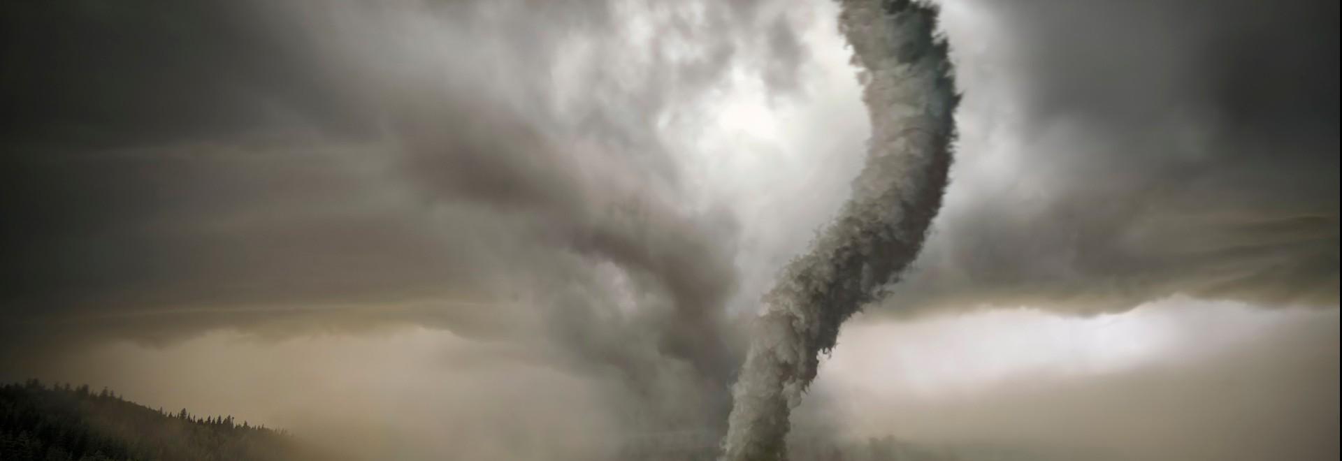 Top ten: disastri meteorologici