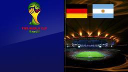 Germania - Argentina. Finale 1° e 2° posto