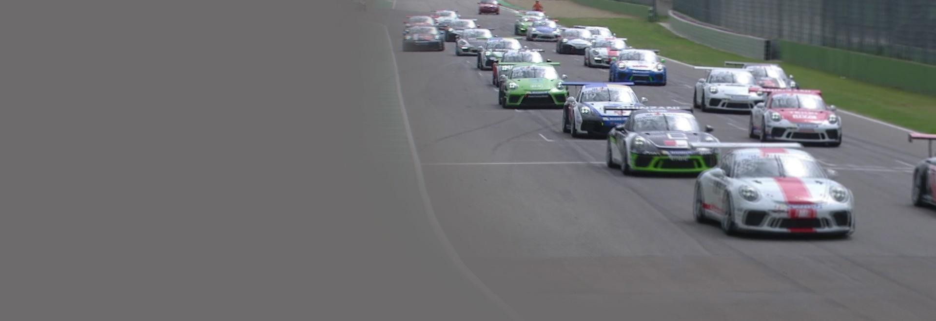 GP Messico. Gara 1