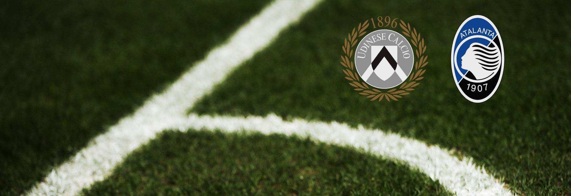 Udinese - Atalanta. 10a g.