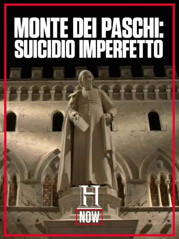 Monte dei Paschi: suicidio imperfetto
