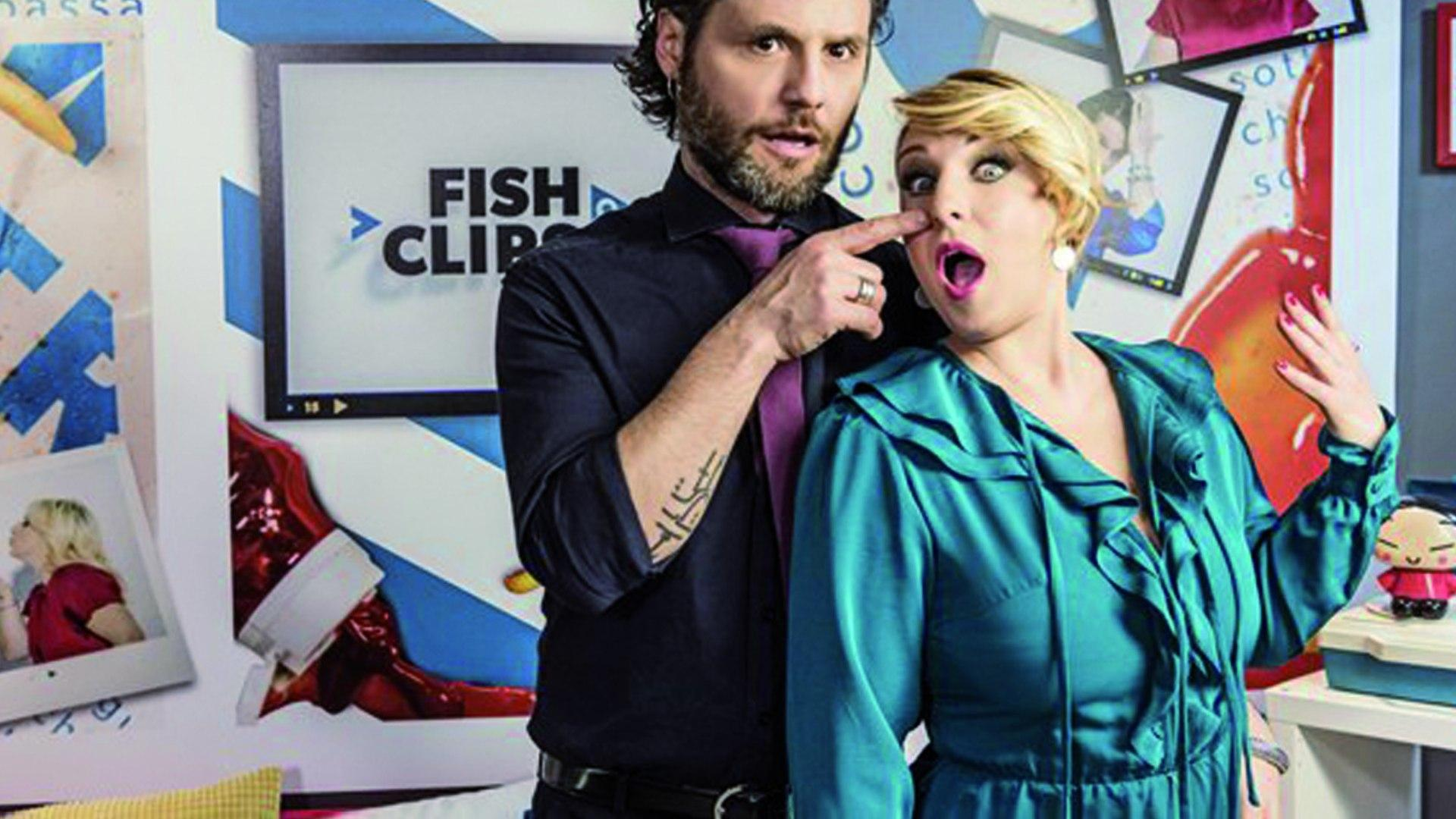 Comedy Central Fish & Clips