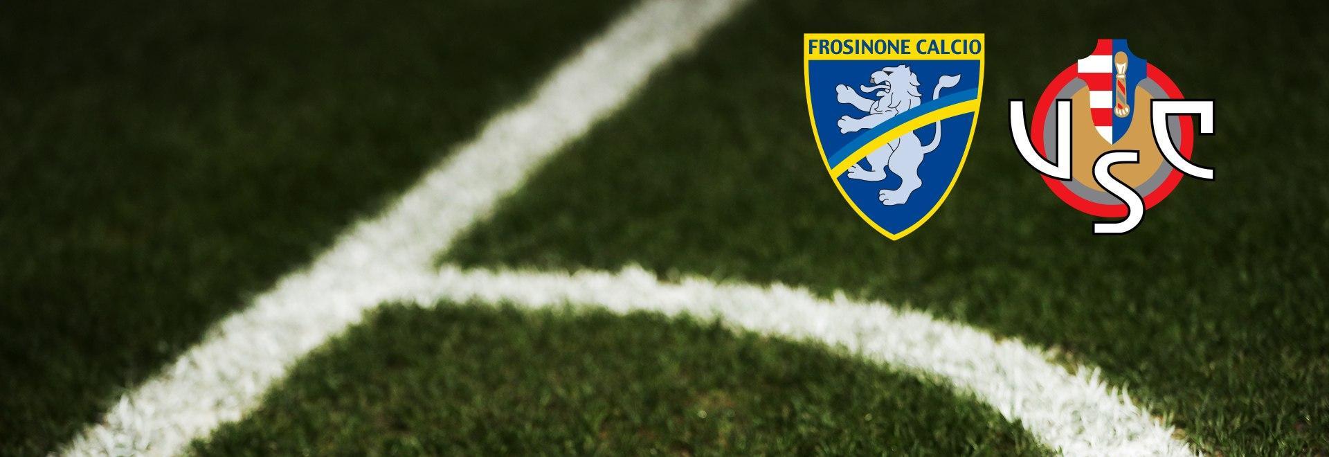 Frosinone - Cremonese. 28a g.