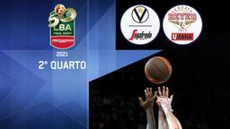 V. Bologna - Venezia. Final Eight. 2° Quarto