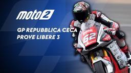 GP Repubblica Ceca. PL 3