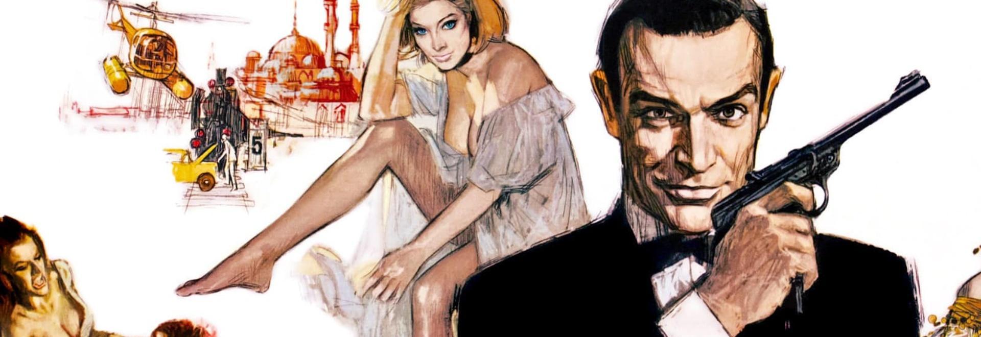 Agente 007 - Dalla Russia con amore