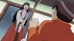 La ragazza del Kendo innamorata?