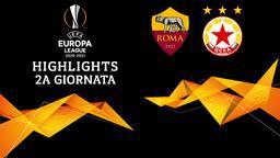 Roma - CSKA Sofia