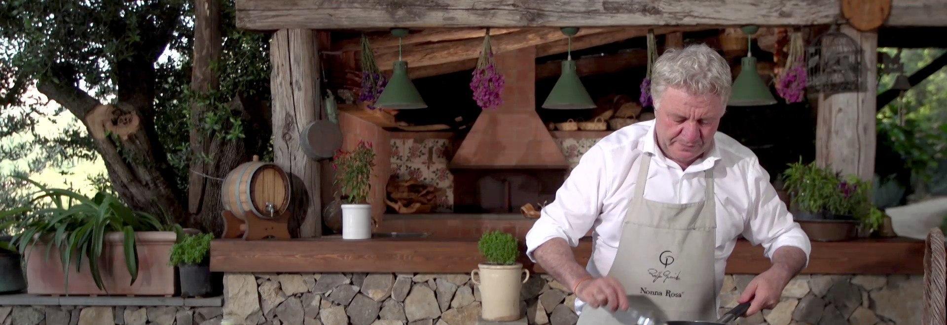 Lo chef e la sua montagna. 1a parte
