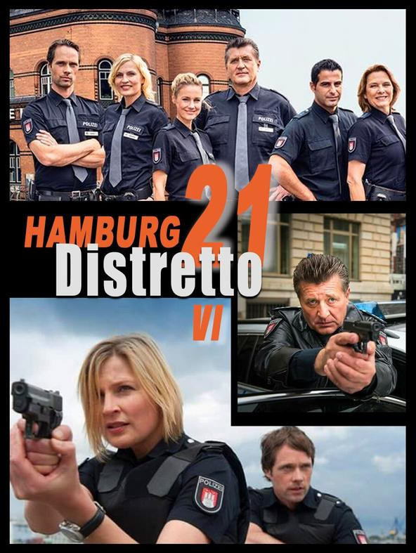 S6 Ep12 - Hamburg Distretto 21