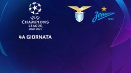 Lazio - Zenit St. Pietroburgo. 4a g.