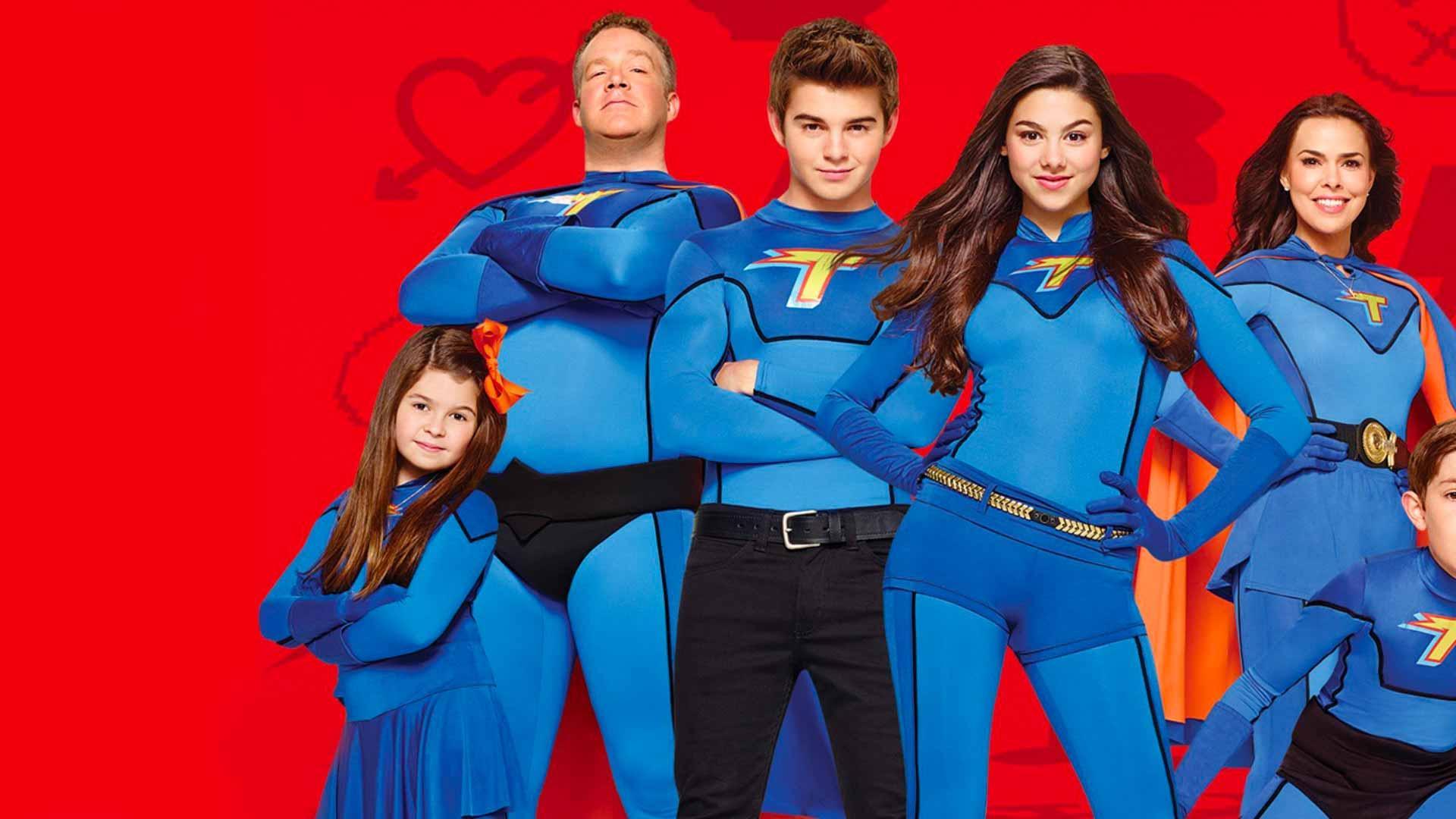 Nickelodeon +1 I Thunderman