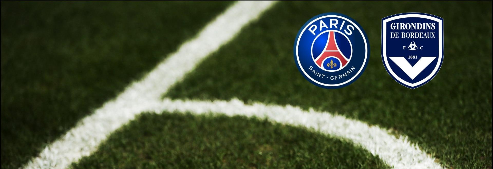 PSG - Bordeaux. 12a g.