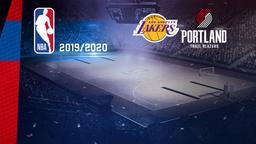 LA Lakers - Portland. Playoff Gara 5
