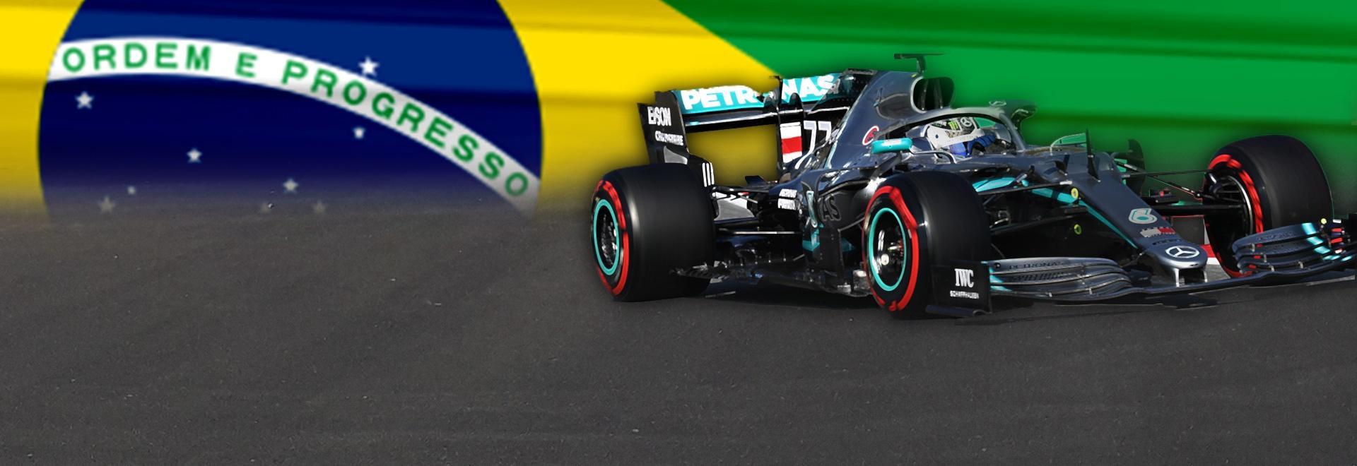 GP Brasile. PL 1