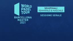 Lugo Open: Semifinali M/F Sessione serale