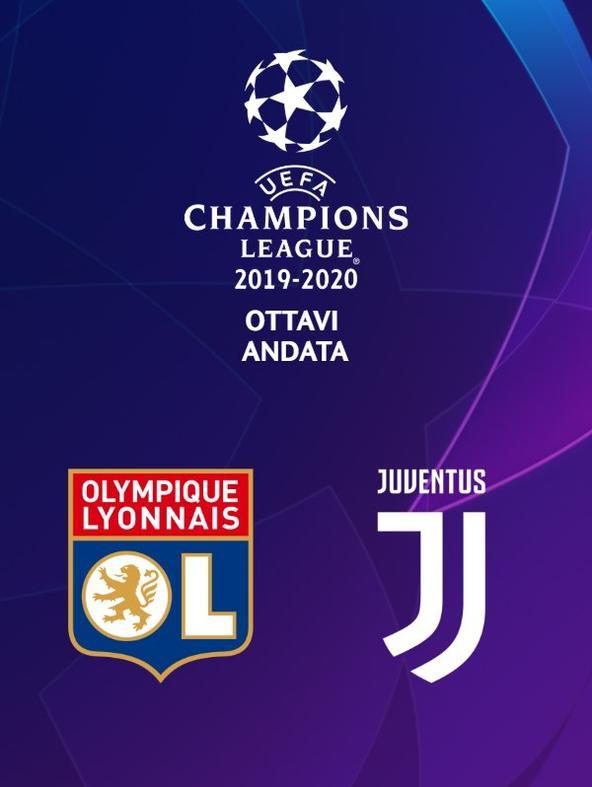 Lione - Juventus