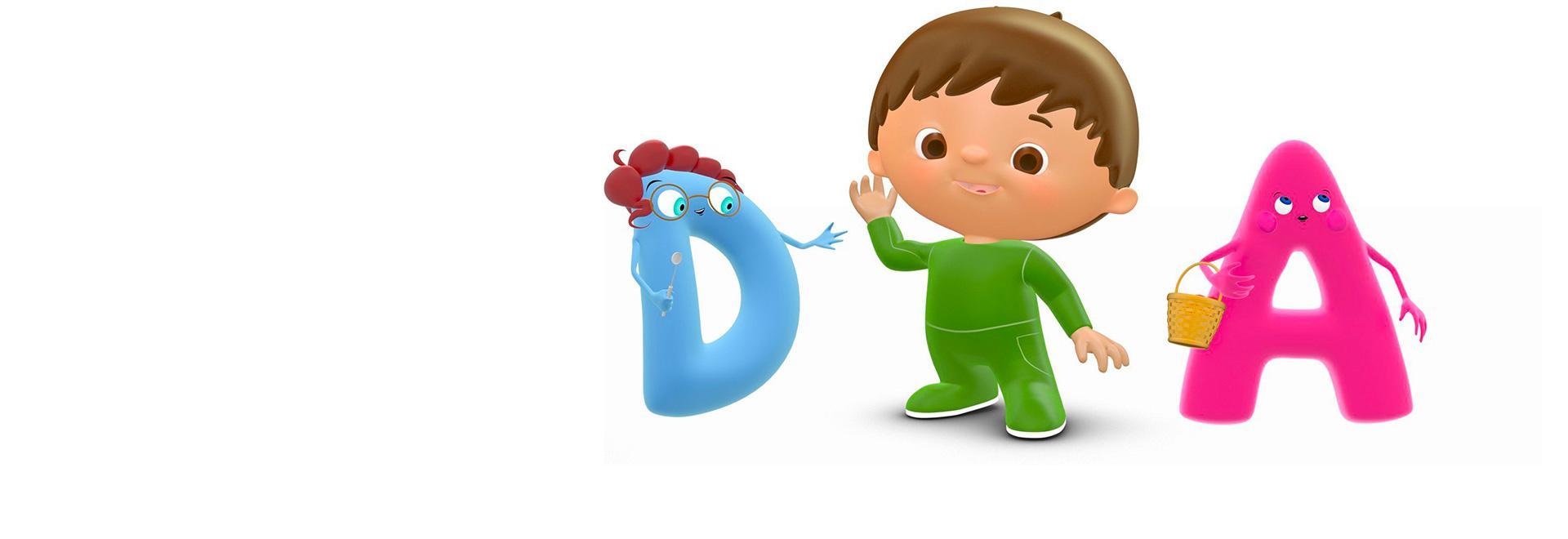 Charlie e l'Alfabeto