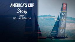 2007: Nzl - Alinghi 2-5