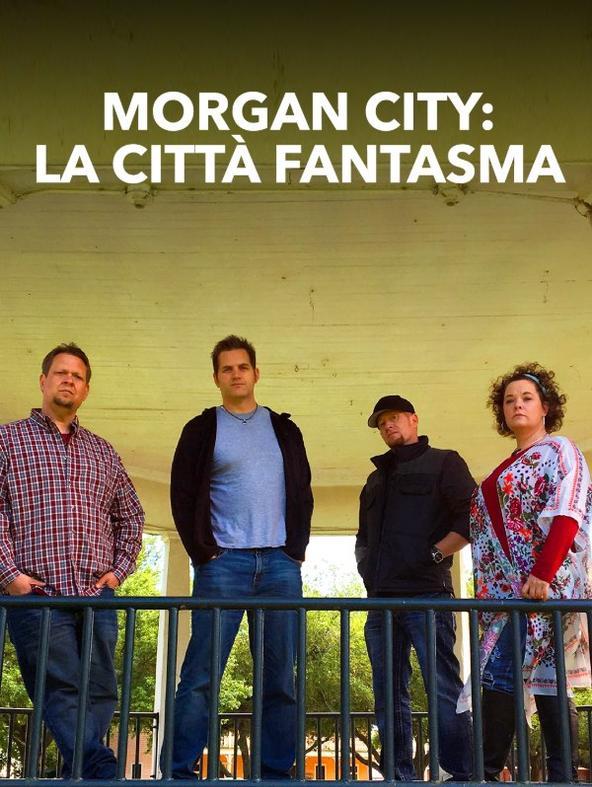 Morgan City: la citta' fantasma