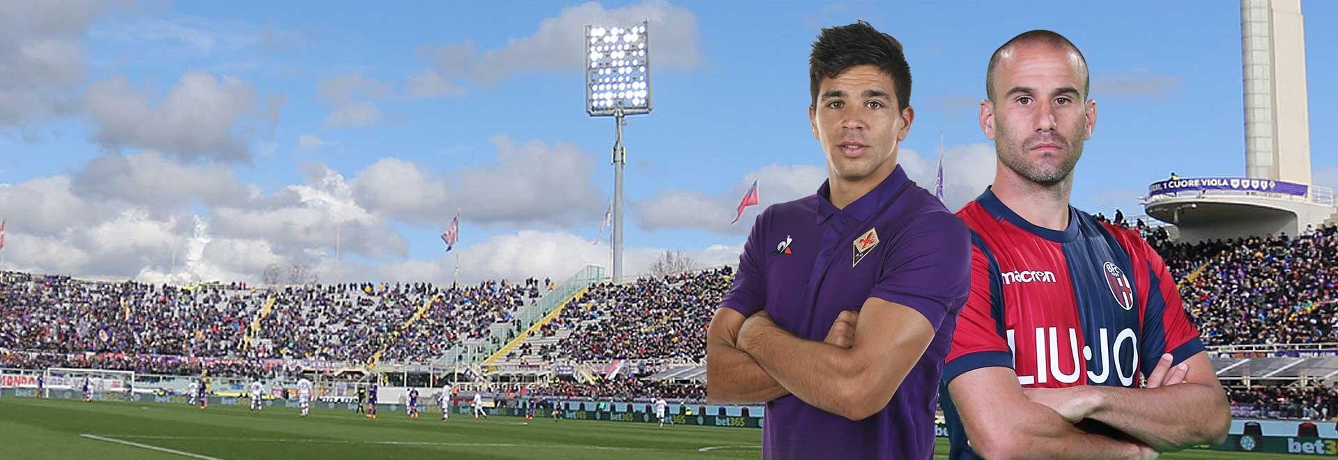 Fiorentina - Bologna. 32a g.