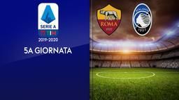 Roma - Atalanta. 5a g.