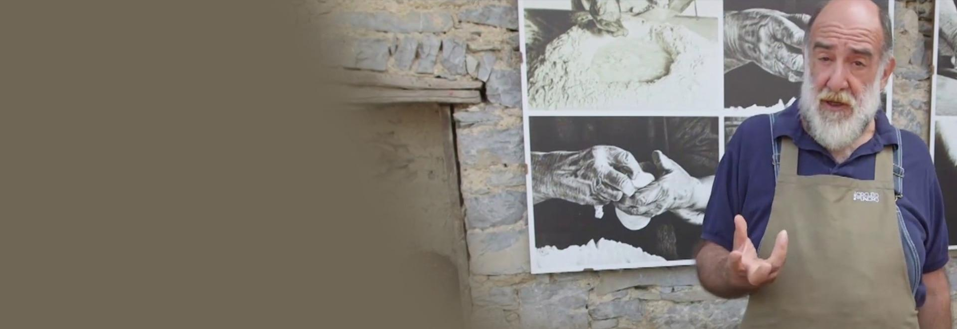 Giorgione: orto e cucina - Val Trebbia