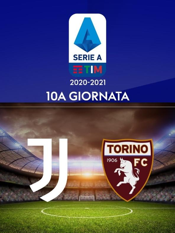 Juventus - Torino. 10a g.