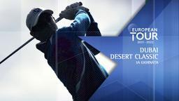 Dubai Desert Classic. 3a g.