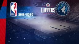 LA Clippers - Minnesota