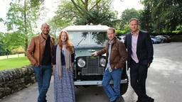 La leggendaria Land Rover