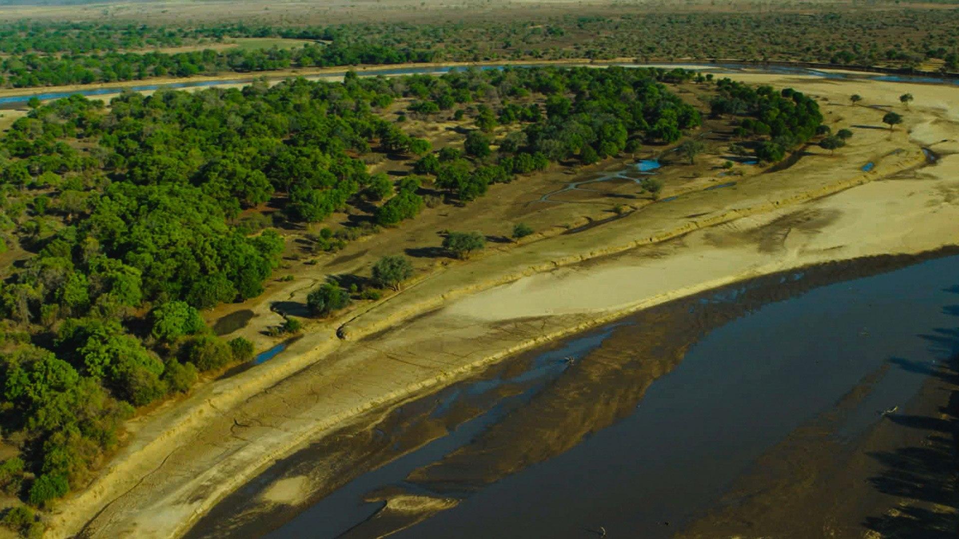 Sky Nature HD Accampamenti in Zambia